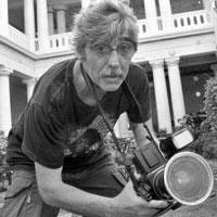 portrait photographe de voyage pascal Bernard