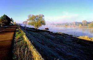stage photo paysage - levée de la loire -Maine et Loire