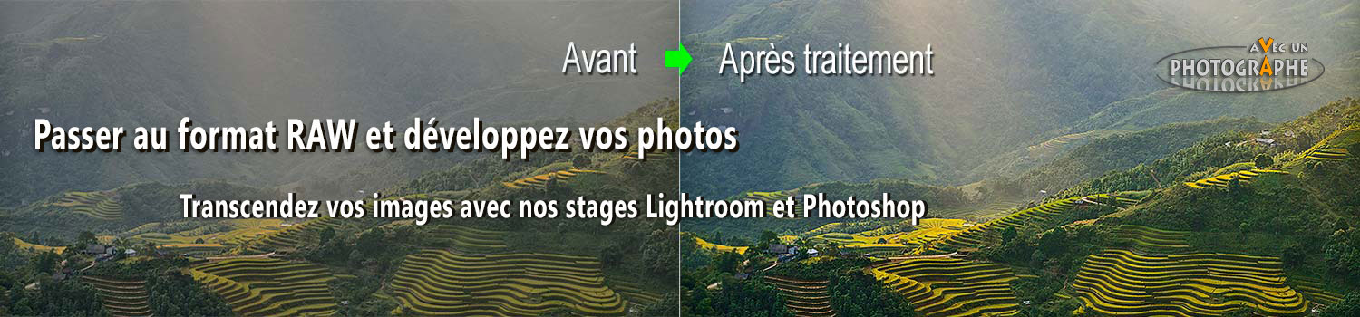 stages et cours photo