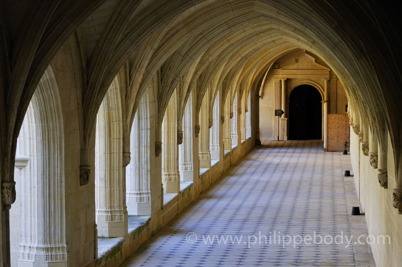 FRANCE, MAINE ET LOIRE, ABBAYE DE FONTEVRAUD // ROYAL ABBEY OF FONTEVRAUD, LOIRE VALLEY, FRANCE