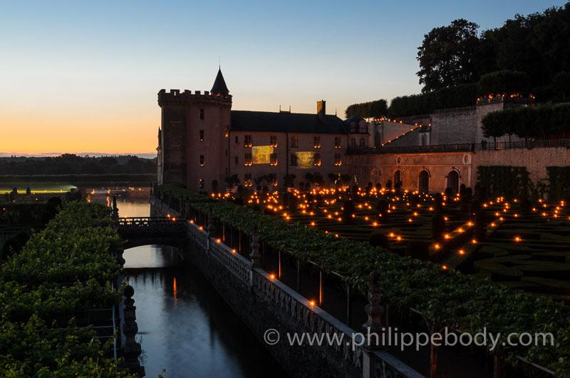 FRANCE, INDRE ET LOIRE, VILLANDRY // France, Indre Et Loire, Villandry Gardens