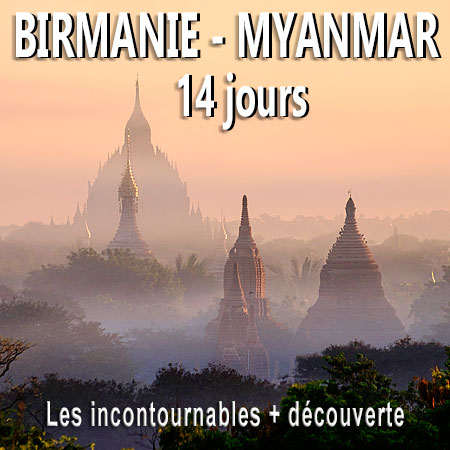 Voyage photo Birmanie - Myanmar