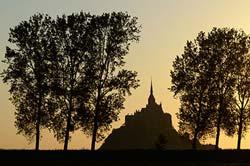 cours photo en Indre et Loire - mont st michel - expo
