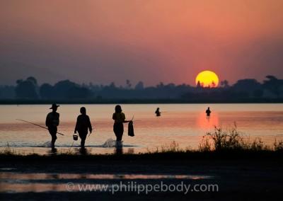 U Bein - Mandalay