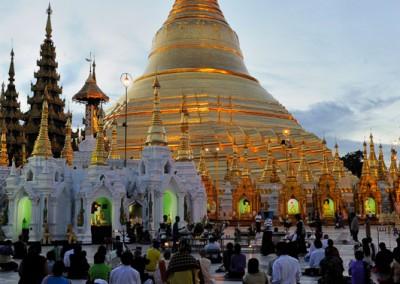 Yangon - Shwedagon