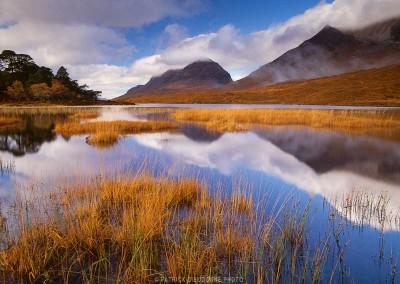 Loch Clair, Torridon - Voyage Ecosse