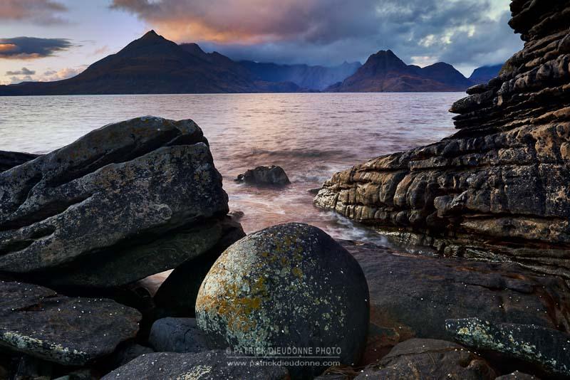 Chaîne des Cuillins, Skye - Voyage Ecosse