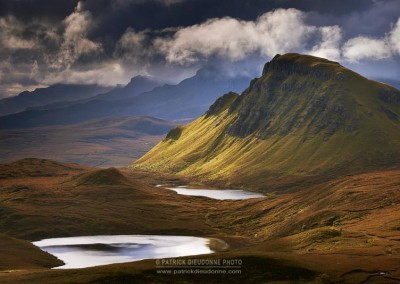 The Quiraing, Skye - Voyage Ecosse