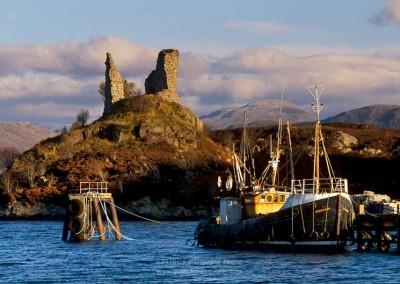 Castle Moil, Skye - Voyage Ecosse