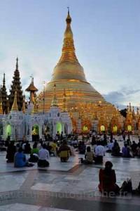 voyage photo birmanie - Shwedagon