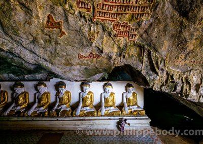 Ya Teak Pyan cave, Hpa An, Kayin state, Myanmar