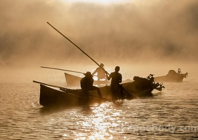 BIRMANIE, LAC INLE//Myanmar, Inle Lake, Myanmar, Inle Lake, Mya Ke La Village