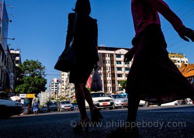 YANGON, MYANMAR // YANGON, MYANMAR