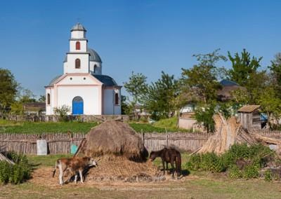 Village du delta