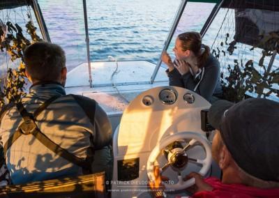 En bateau, delta
