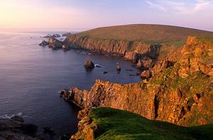 séjour photo shetland