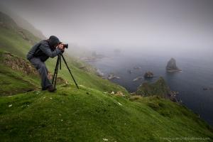 participant voyage photo shetland