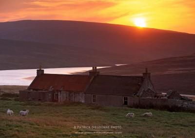 Crofthouse en ruine