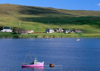 Baie, Shetland