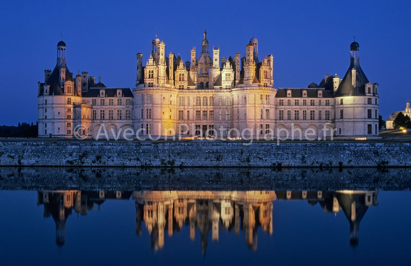 photo de reflets - effet mirroir