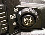 modes de mesure touche AEL