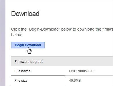 mise a jour firmware fuji XT1_03