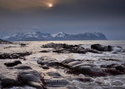Flakstadoy, Lofoten, Norvège