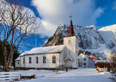 Eglise, Reine, Lofoten