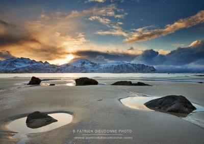Ramberg, Lofoten, Norvège