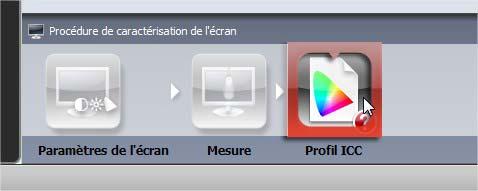 sonde i1 display Pro - profil