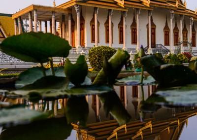 CAMBODGE, PHNOM PENH, PALAIS ROYAL//Cambodia, Phnom Penh, Royal Palace