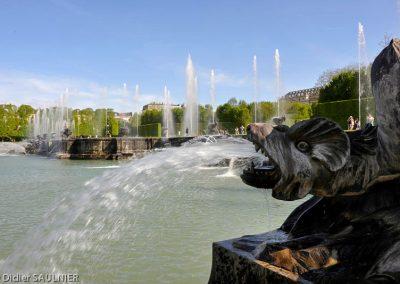 Parc du chateau de Versailles