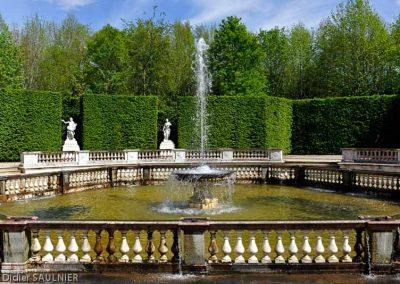 Parc du chateau de Versailles - bosquet des domes
