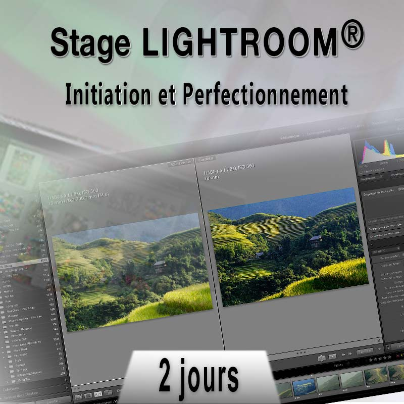 stage Lightroom entre Tours et Angers