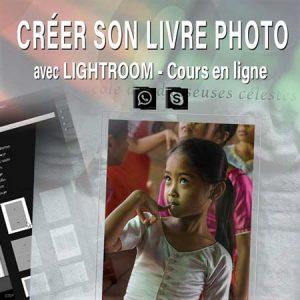 stage Créer livre photo Lightroom