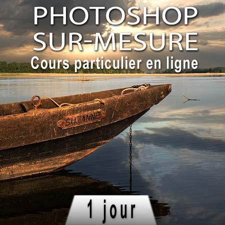 Cours Photoshop en ligne