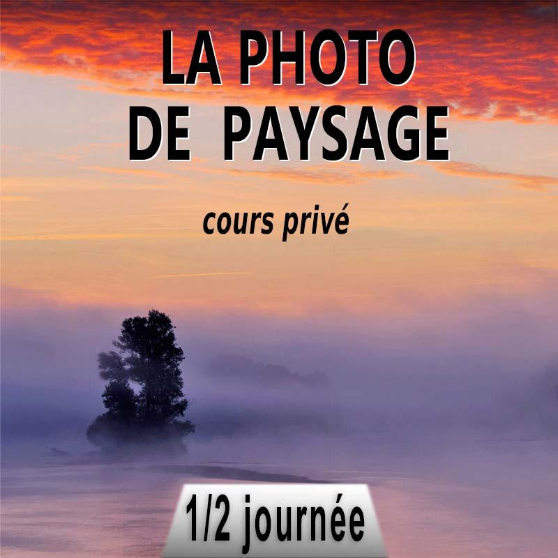 stage photo paysage Saumur Angers