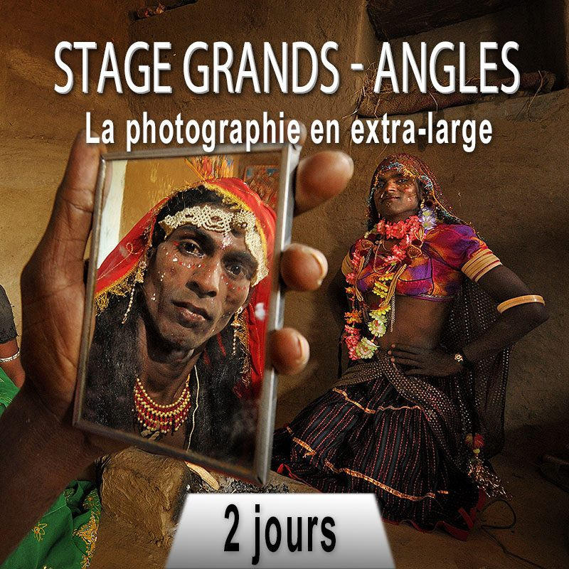 Stage photo Grand Angulaire en Maine et Loire