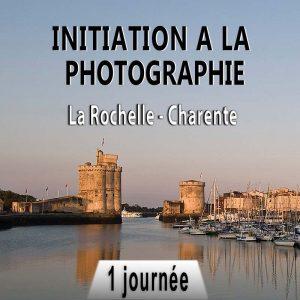 stage initiation photo à la Rochelle