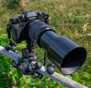 Gorillapod SLR-Zoom VS Gorillapod Focus