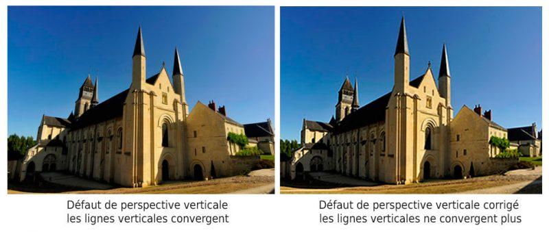 Comment éviter et corriger les déformations de perspectives photo