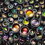Les différents types d'objectifs photos