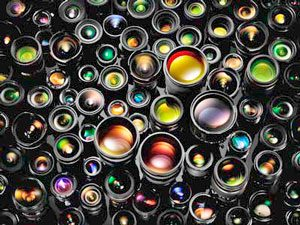 types d'objectifs photos