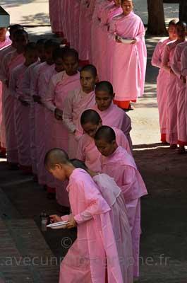 BIRMANIE, MANDALAY, SAGAING//Burma, Mandalay , Sagaing