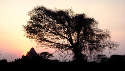 Birmanie - bagan 400 px