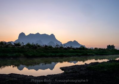 séjour photo Birmanie Myanmar - Hpa An