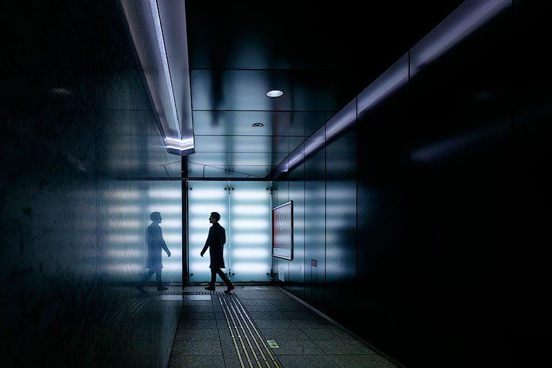 lumière artificielle en photo