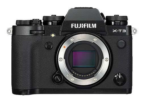le plus polyvalent des hybrides Fuji Xt3