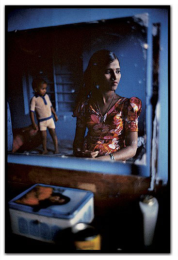 Falkland road - travail en Inde de Mary Ellen Mark