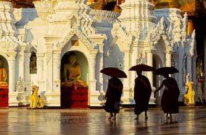 voyage photo Birmanie - pagode de shwedagon